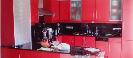 Agencement intérieur cuisine
